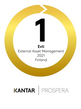 Award Evli Prospera External Asset Management 2021 Finland news 2