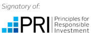PRI- signatory logo